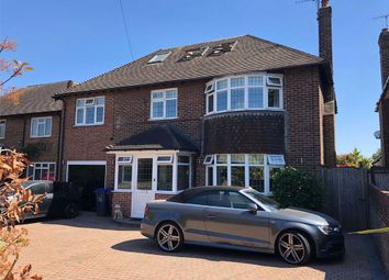 Thumbnail 6 bed detached house for sale in Upper Brighton Road, Broadwater, Worthing, West Sussex