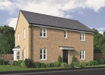 "Thumbnail 4 bed detached house for sale in ""Stevenson"" at High Ridge Way, Bramhope, Leeds"