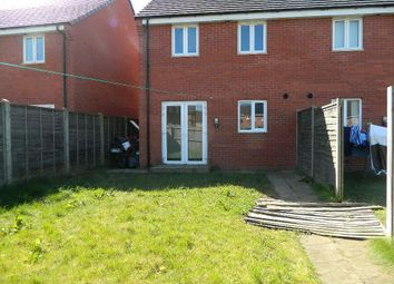 Thumbnail 3 bed semi-detached house to rent in Cardrona Street, Gorton, Manchester