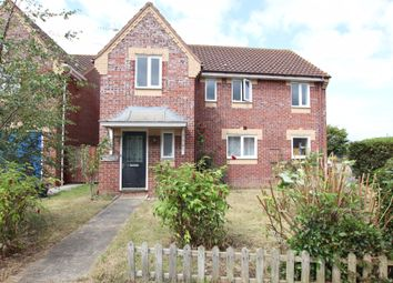 Thumbnail 4 bed detached house to rent in Alder Close, North Walsham