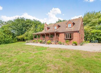 Thumbnail 4 bed detached house for sale in North Forty Foot Bank, Brothertoft, Boston