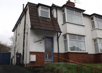 Thumbnail 3 bed semi-detached house for sale in Church Road, Bishopsworth, Bristol