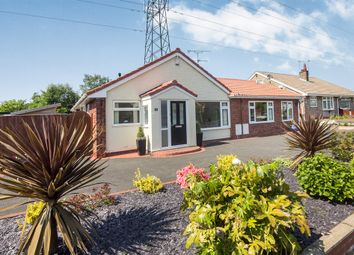 Thumbnail 4 bed detached bungalow for sale in Selkirk Avenue, Eastham, Wirral