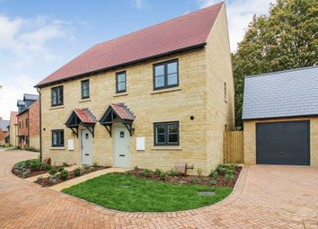 Thumbnail 3 bed semi-detached house for sale in Edgehill Close, Carterton