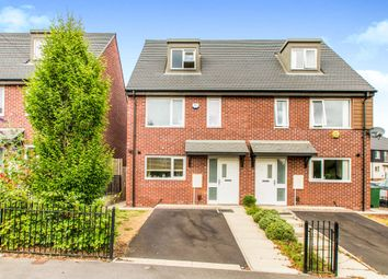 Thumbnail 3 bed semi-detached house for sale in Thorn Walk, Gipton, Leeds