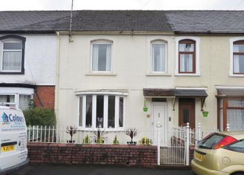 Thumbnail 3 bed terraced house for sale in Greenland Road, Brynmawr, Ebbw Vale