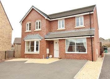 Thumbnail 4 bedroom detached house for sale in Bailey Crescent, Langstone, Newport