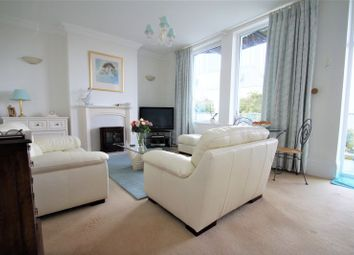 Thumbnail 3 bedroom flat for sale in Cliff Road, Cowes