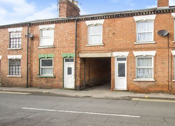 Thumbnail 2 bed terraced house for sale in Woodgate, Loughborough