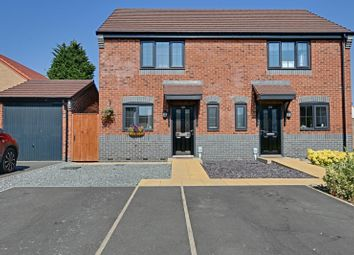 Thumbnail 2 bedroom semi-detached house for sale in Parkfield Drive, Hull, East Riding Of Yorkshire