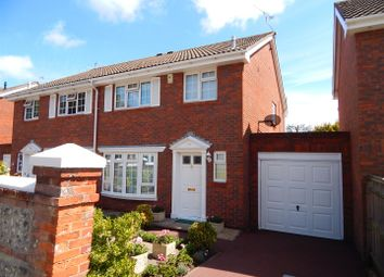 Thumbnail 3 bed property for sale in Meads Road, Eastbourne