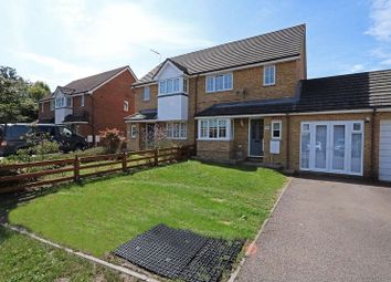 Thumbnail 3 bedroom semi-detached house for sale in Easby Grove, Monkston, Milton Keynes