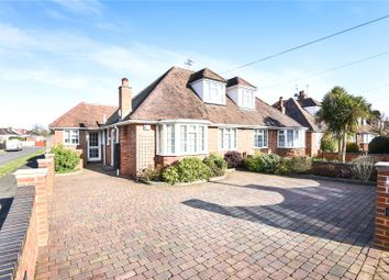 Thumbnail 3 bedroom semi-detached bungalow for sale in Chartley Avenue, Stanmore, Middlesex