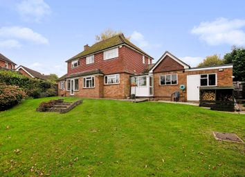 Thumbnail 4 bed detached house to rent in Rectory Close, Merrow