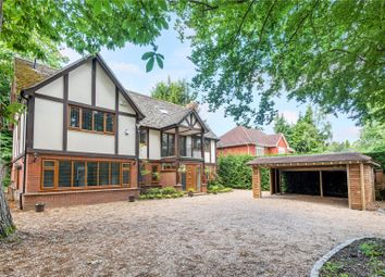 Thumbnail 6 bed detached house for sale in Forest Road, Woking, Surrey