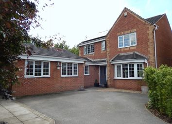 Thumbnail 5 bedroom detached house for sale in Swallow Drive, Bingham, Nottingham