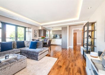 Thumbnail 2 bed flat for sale in Tudor House, Madoc Close, London