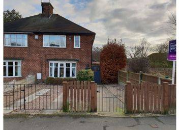 Thumbnail 3 bed semi-detached house for sale in Helmsley Road, Mansfield