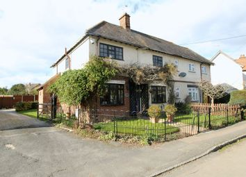 Thumbnail 3 bed semi-detached house for sale in Townside, Haddenham, Aylesbury