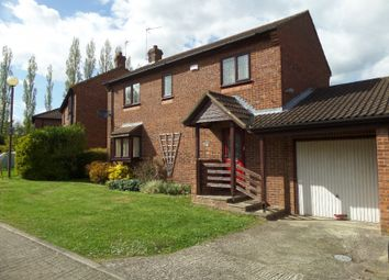 Thumbnail 3 bedroom link-detached house to rent in Rothersthorpe, Giffard Park, Milton Keynes