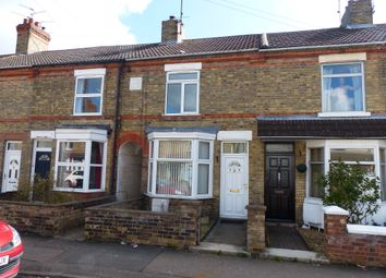 Thumbnail 2 bed terraced house for sale in Princes Road, Fletton