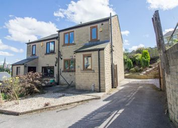 Thumbnail 3 bed semi-detached house for sale in Fairview Terrace, Halifax