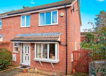 Thumbnail 3 bed semi-detached house for sale in Alder Drive, Alderholt, Fordingbridge