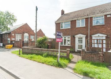Thumbnail 3 bed end terrace house for sale in Headlands Road, Aldbrough, Hull