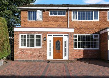 Thumbnail 3 bed end terrace house for sale in Hazel Croft, Chelmsley Wood, Birmingham