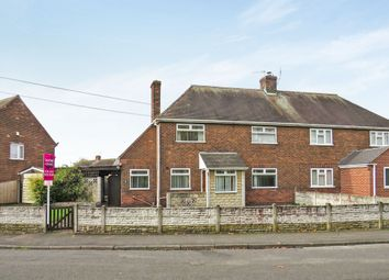 Thumbnail 3 bed semi-detached house for sale in Laurel Crescent, Nuthall, Nottingham