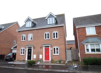 Thumbnail 3 bedroom semi-detached house for sale in Saw Mill Way, Burton-On-Trent