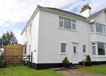Thumbnail 4 bed semi-detached house for sale in Honiton Road, Cullompton