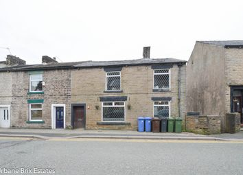 Thumbnail 3 bedroom end terrace house for sale in Stockport Road Mossley, Ashton-Under-Lyne