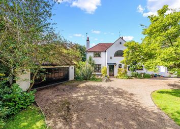 Thumbnail 4 bed detached house for sale in Furze Grove, Kingswood