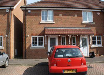 Thumbnail 2 bedroom end terrace house to rent in Barley Gardens, Winnersh, Wokingham