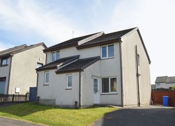 Thumbnail 2 bed property for sale in Montgomerie Street, Catrine, Mauchline