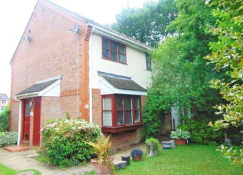 Thumbnail 1 bed end terrace house to rent in Dakin Close, Maidenbower, Crawley