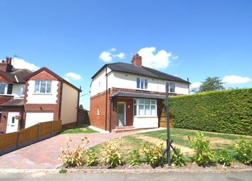 Thumbnail 3 bed semi-detached house for sale in Robin Lane, Lyme Green, Macclesfield