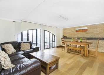 Thumbnail 2 bed flat to rent in Taffrail House, Burrells Wharf Square, London