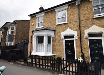 Thumbnail 3 bed terraced house for sale in Calton Avenue, London