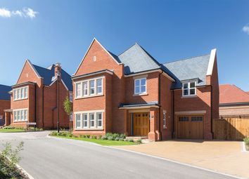 "Thumbnail 5 bed detached house for sale in ""The Aspen"" at Butterwick Way, Welwyn"
