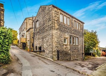 Thumbnail 1 bedroom end terrace house for sale in Station Lane, Golcar, Huddersfield
