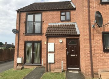 Thumbnail 2 bed maisonette for sale in Rosliston Road, Burton-On-Trent, Staffordshire