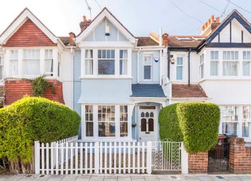 Thumbnail 3 bed terraced house for sale in Riverview Grove, Chiswick, London