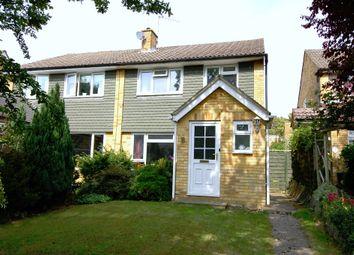 3 bed semi-detached house for sale in Faulkner Place, Bagshot GU19