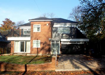 Thumbnail 4 bed detached house to rent in Monton Green, Eccles, Manchester