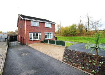 Thumbnail 2 bedroom semi-detached house for sale in Hams Close, Biddulph, Staffordshire
