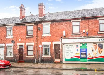 Thumbnail 2 bed terraced house for sale in King Street, Fenton, Stoke On Trent