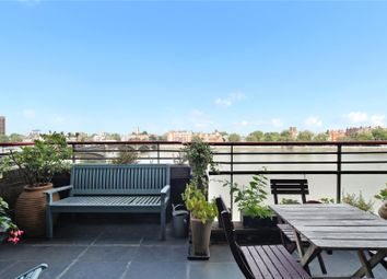 Thumbnail 2 bed flat to rent in Thameswalk Apartments, 2 Hester Road