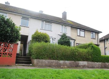 Thumbnail 3 bed terraced house for sale in Fountains Crescent, Plymouth